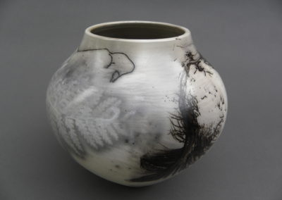 horsehair with fern pot by Hooper