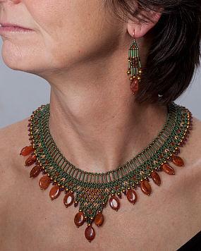 Carnelian Collar