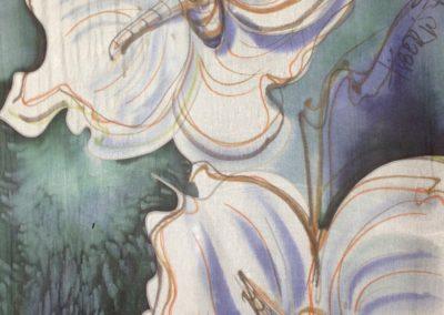 silk 2 by Barbara Tiberio
