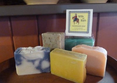 soap by Linda Kondikoff
