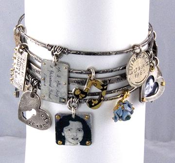 bracelets by Beth Taylor