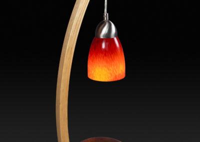 Wild Flower accent lamp